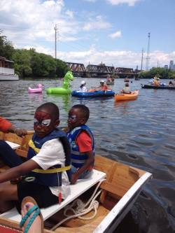 Tidal Schuylkill Boat Parade: June 14th at Noon